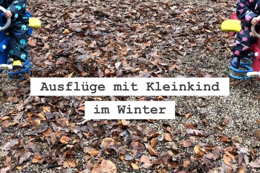 Beschaeftigungen Kleinkind Winter