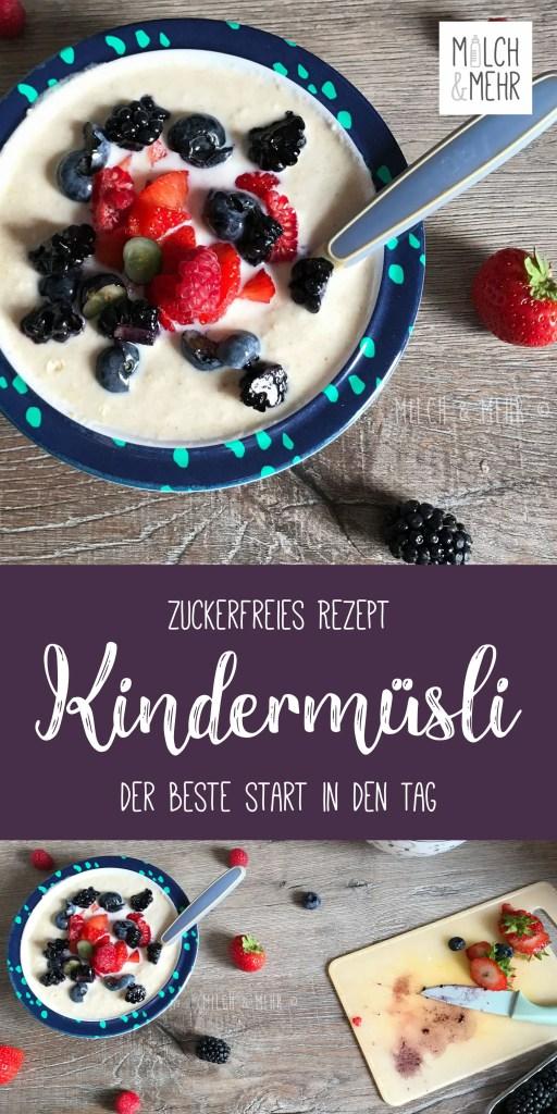 Rezept Kindermuesli Zuckerfrei