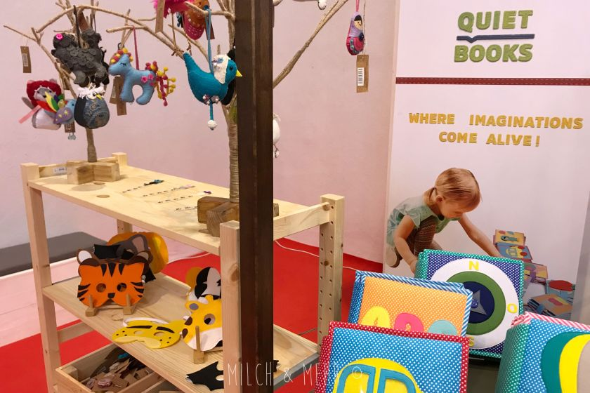 Quiet Book Jolly Design Babywelt Messe