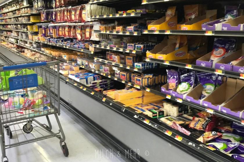 Florida Familienurlaub Einkaufen und Selbstverpflegung