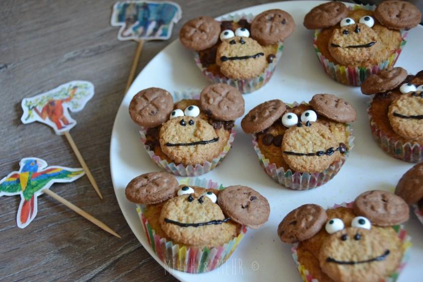 Schokoladenmuffins fuer Kleinkinder Rezept