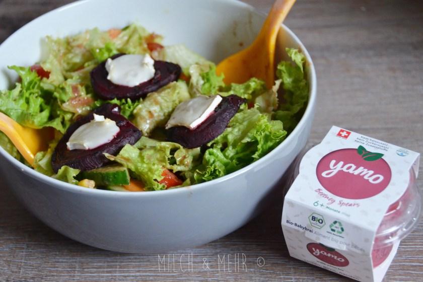 Breiresteverwertung Salatdressing