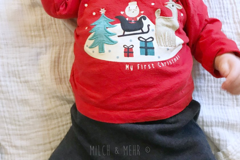 WIB #kw48 Weihnachtsoutfit Baby