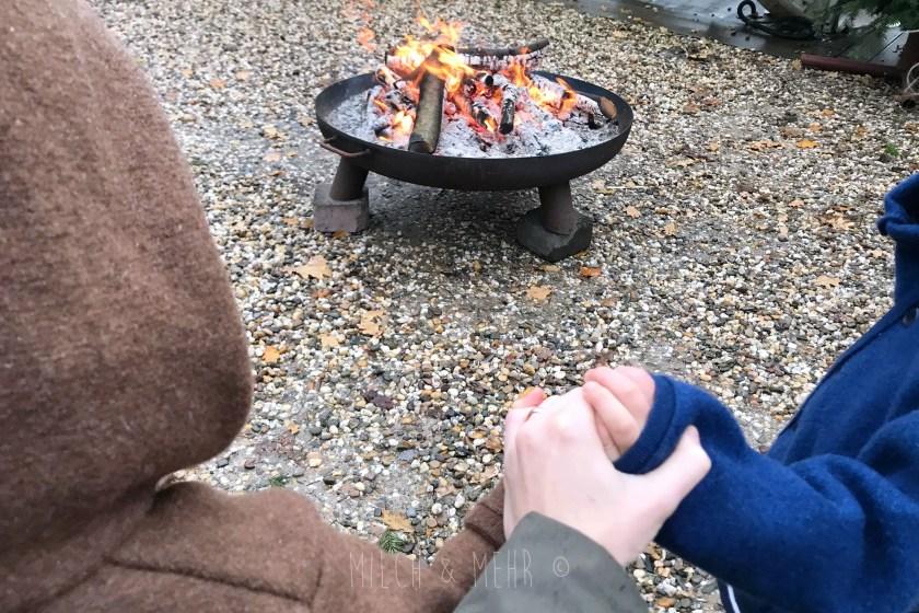 WIB #kw49 Feuer und Tannenbaueme