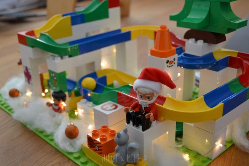 weihnachtliche Hubelino Bahn