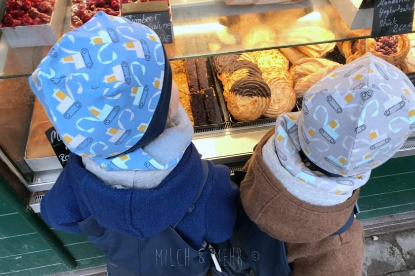 Einkauf mit Kleinkindern und Baby ueberleben