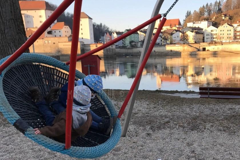 Passau besuchen mit Kleinkindern