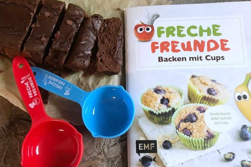 Freche Freunde Backbuch Konrads Bohniger Schokoladenkuchen