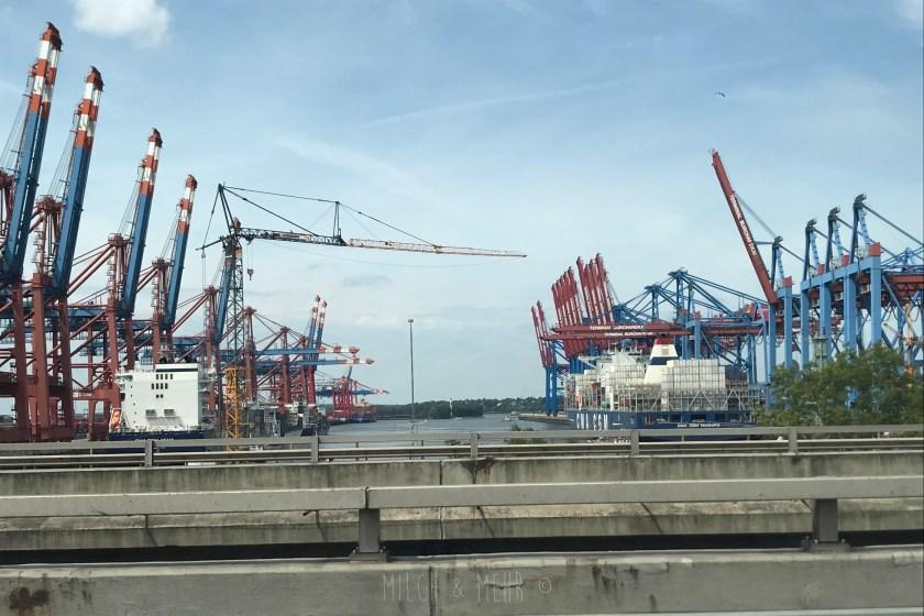 WIB #kw29 unfreiwillige Hafenrundfahrt