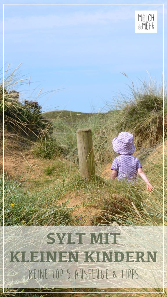 Sylt mit Kindern Erfahrungsbericht Mamablog