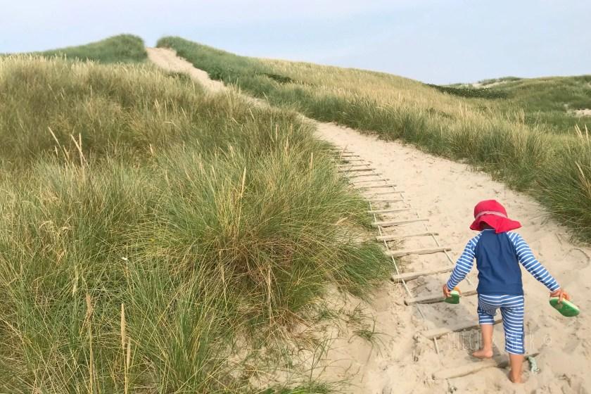 Argab Daenemark Familienurlaub am Strand
