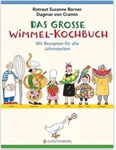 Buchtipp Kochen mit Kindern Wimmelbuch