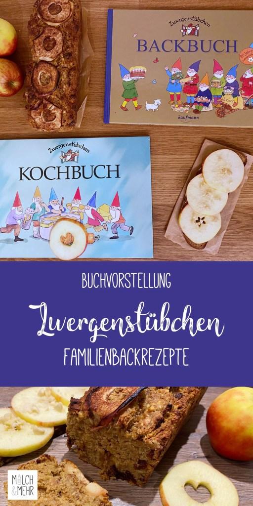 Buchtipp Zwergenstuebchen Backbuch