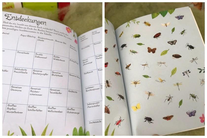 Ostermitbringsel Naturbuch Kinder