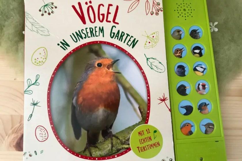 Soundbuch Vogelstimmen Erfahrungen