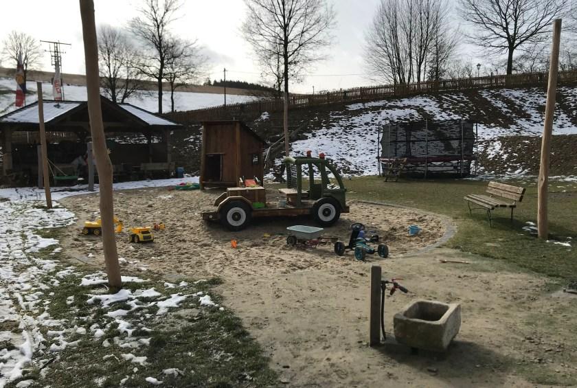 Familotel Ebbinghof Erfahrungen Spielplatz