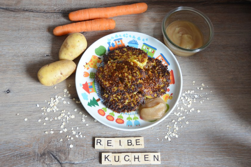 Kartoffel Gemuese Puffer