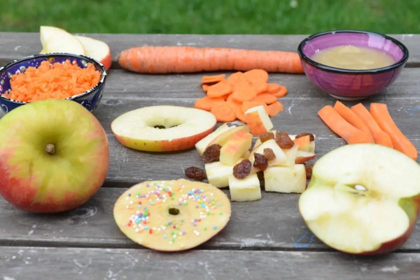 So essen Kinder Obst und Gemuese gerne