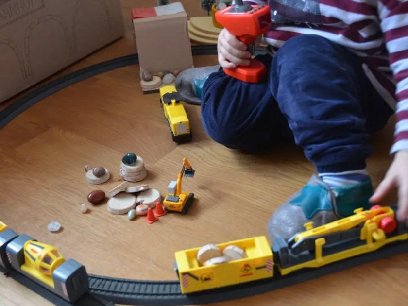 Geschenk Eisenbahn Kleinkind