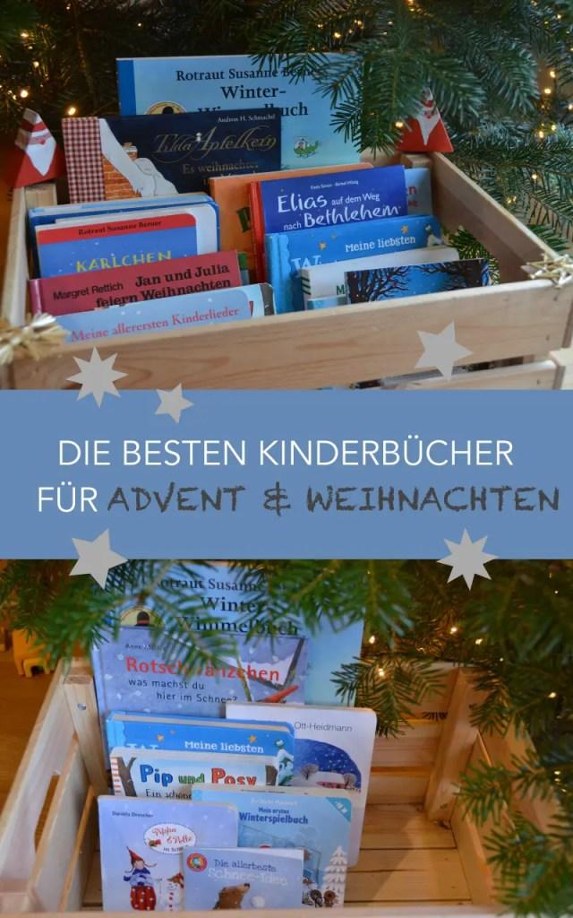 Kinderbuecher Advent Weihnachten