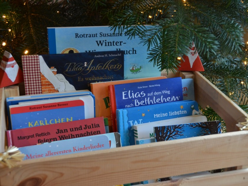 Kinderbuecher fuer Weihnachten Advent