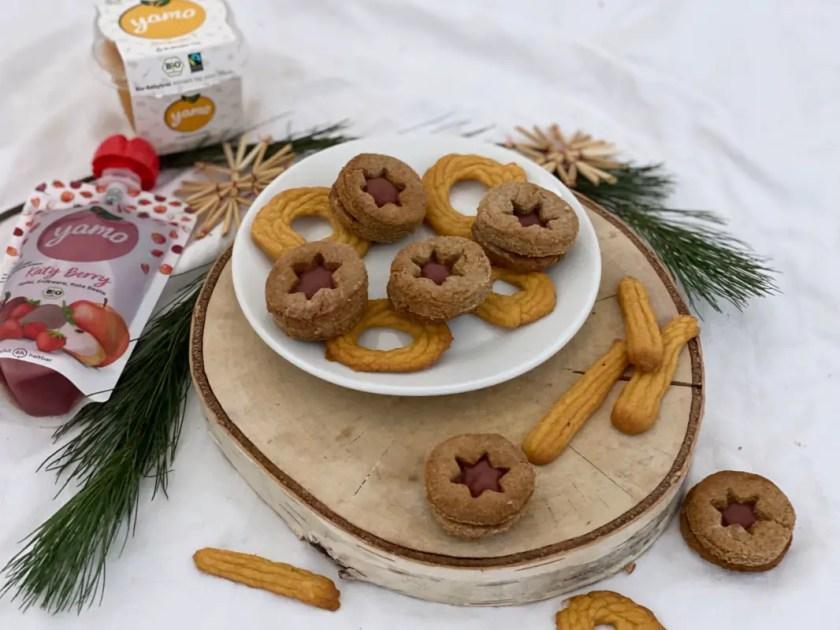 Backen Weihnachten Kleinkind Zuckerfrei
