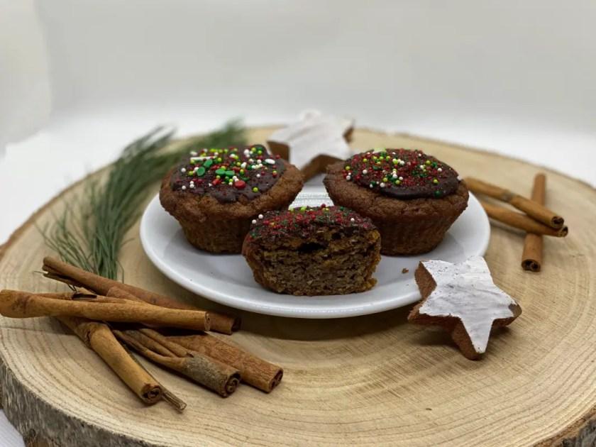 Lebkuchen Muffins Kleinkind Rezept