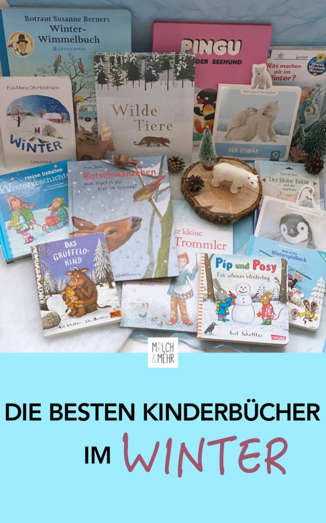 Kinderbuecher Winter