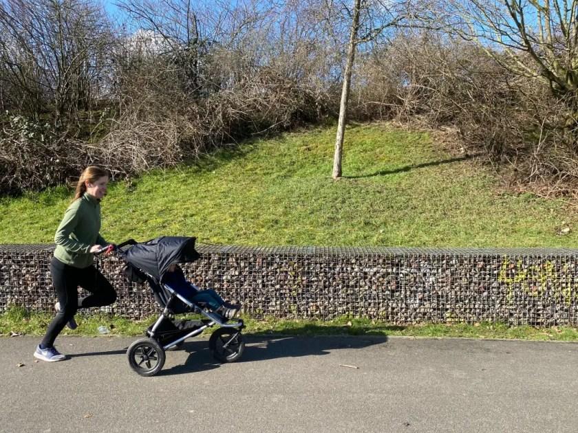 Sport im Alltag mit Kind
