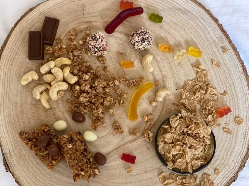 Zucker Alternativen Fertigprodukte