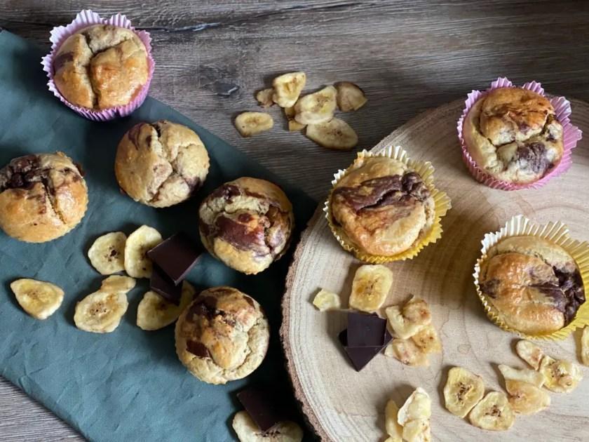 Zuckerfallen Alternativen Muffins