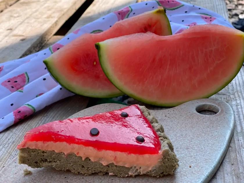Sommer leichter Kuchen