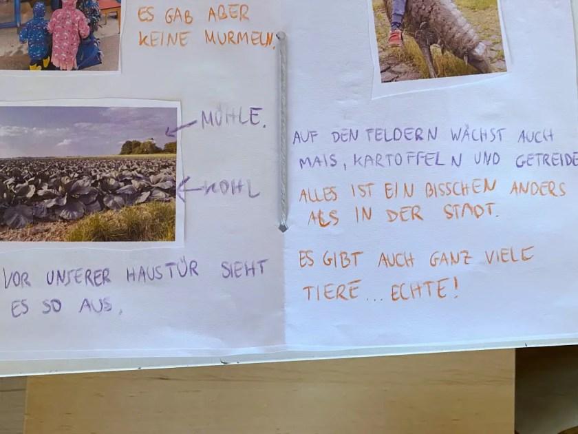 Brief an den alten Kindergarten
