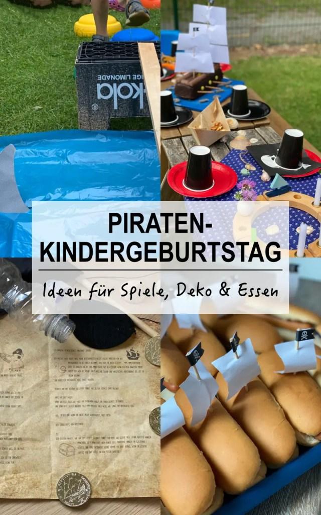 Piraten Kindergeburtstag Spiele Pinterest