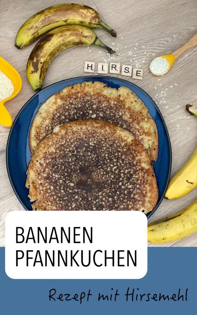 Hirse Pfannkuchen Pinterest