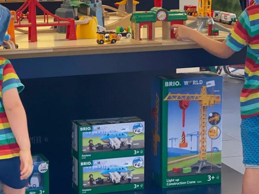 Spielwaren Laden Florenz