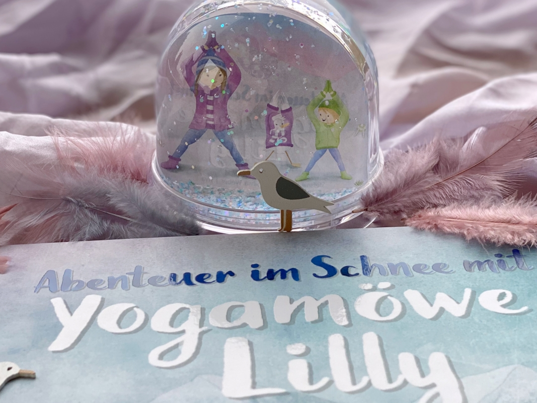 Yogamoeve Lilly Buchrezension