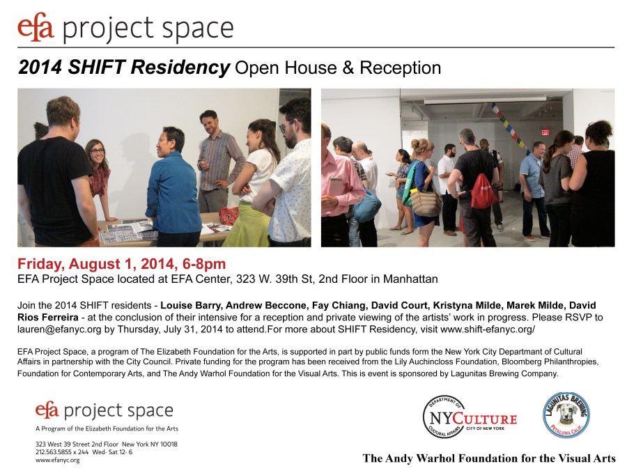 2014 SHIFT Open House