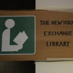 New York Exchange Library, Abrons Art Center, Kristyna and Marek Milde