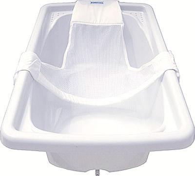 rede para banheira de bebê