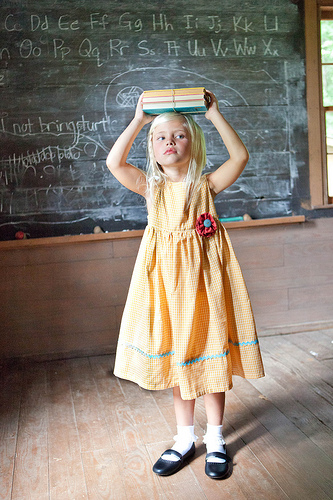 Vintage Schoolhouse Printables Photo