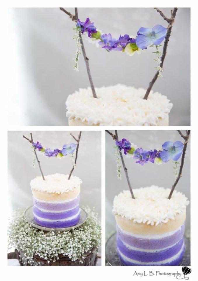 O bolo das fadas