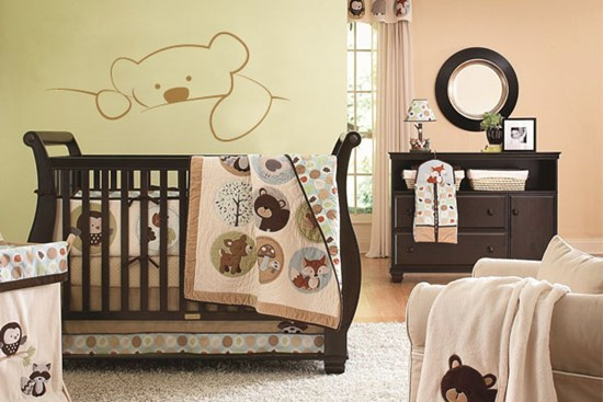 Adesivo de parede com urso Ted da Mudo minha casa: http://www.mudominhacasa.com.br/