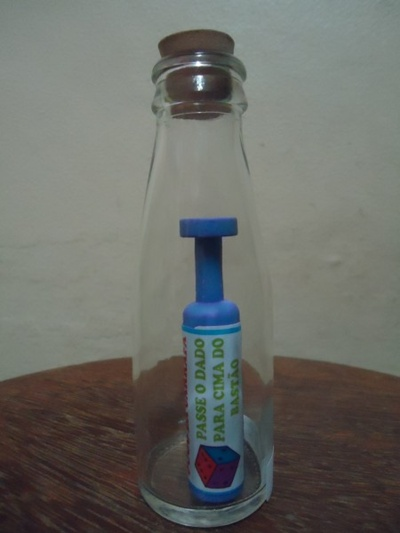 jogo da garrafa