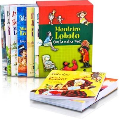 Fonte: http://www.submarino.com.br/produto/110020643/livro-box-monteiro-lobato-conta-outra-vez-8-volumes-