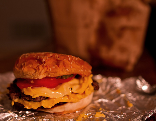Alimentação: o ideal é evitar sobrepeso.