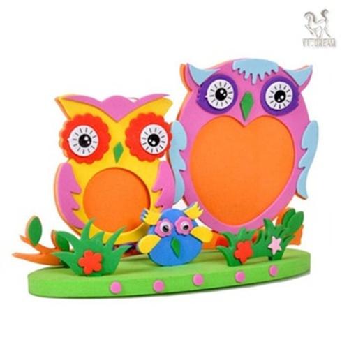 http://pt.aliexpress.com/item/Puzzle-Educational-Toys-for-Children-Kids-handmade-Animated-Photo-Frames-DIY-Cartoon-Animal-EVA-Foam-Picture/1966661558.html