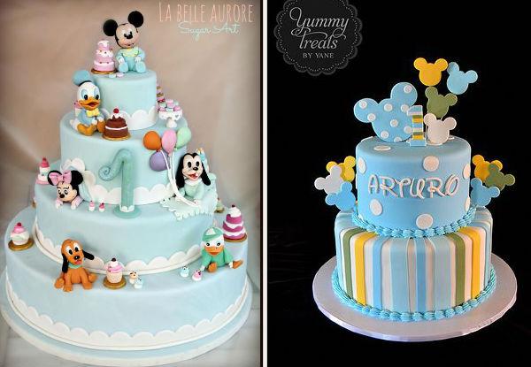 Imagens: http://cakesdecor.com e https://www.flickr.com/photos/yummytreatsbyyane