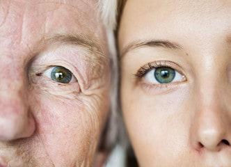 genética da cor dos olhos