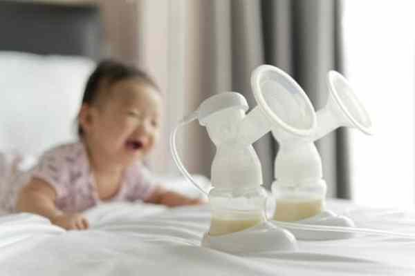 bombinha de tirar leite